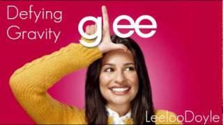 Glee Cast - Defying Gravity [Lea Michelle (Rachel) Solo Version] (HQ).flv