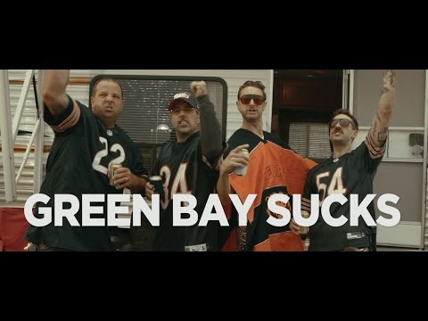 The Suizos - Fuck Green Bay / Bear Down (Official Music Video)