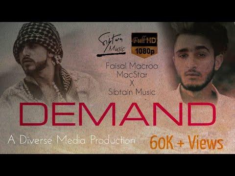 Hip Hop Kashmir | Full Hd | D E M A N D | Ft