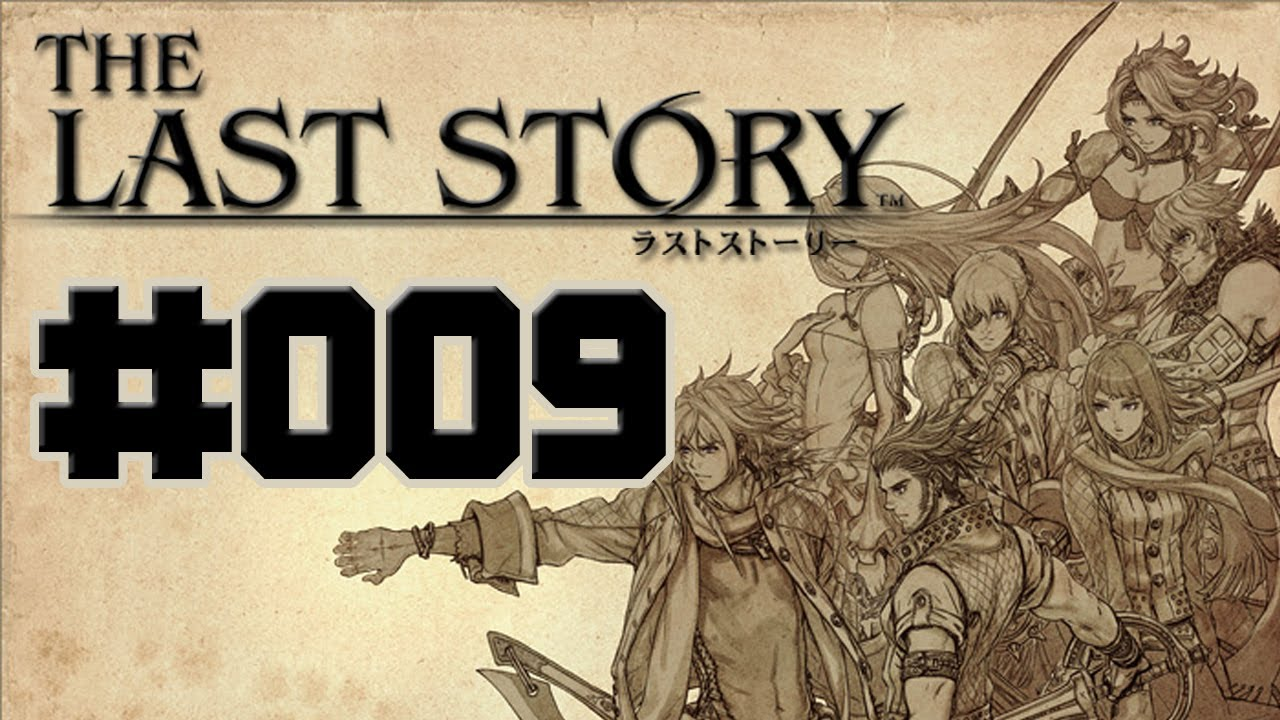 Let 39 s play the last story german hd blind part 9 der ball youtube - The last story hd ...