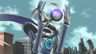 Aquarion - Infinity Punch (Mugen Punch)