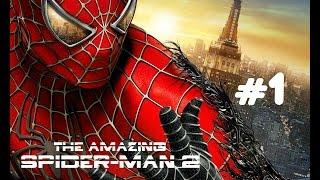 Прохождение ► The Amazing Spider-Man 2 (No commentary) #1 - ПО СЛЕДУ УБИЙЦЫ...