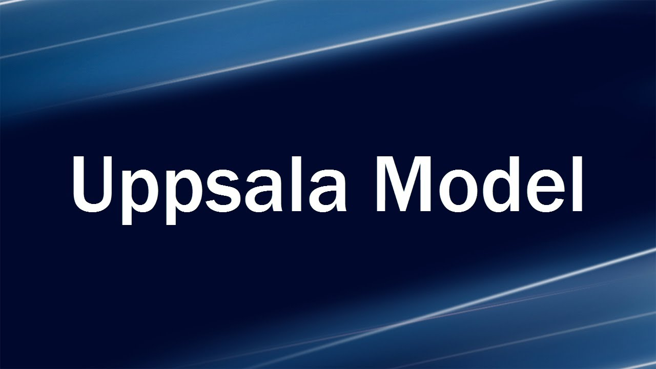 the uppsala model Introduction 1 graduate business school school of economics and commercial law göteborg university the internationalization process of e-commerce companies.