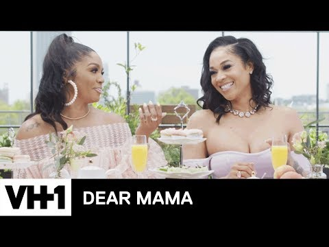 Love & Hip Hop: Atlanta's Mimi Faust & Rasheeda Talk Motherhood | Dear Mama