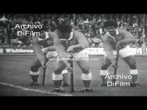 DiFilm - Wales vs Tonga - Rugby International Match 1974