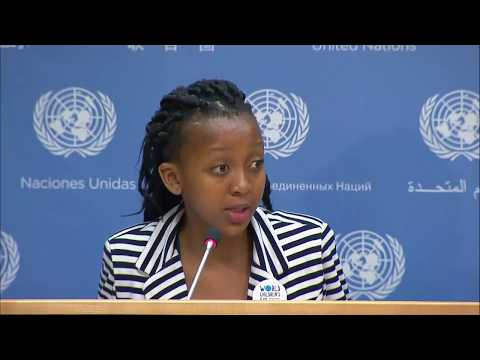 #KidsTakeover the Daily Noon Briefing - #WorldChildrensDay