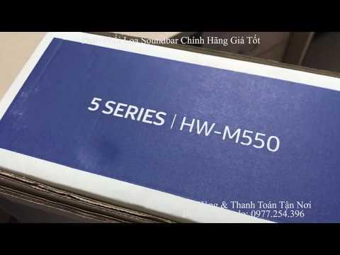 Soundbar Samsung HW-M550, Loa Samsung HW-M550 Chính Hãng Giá Tốt - 0977254396