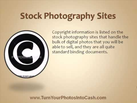 Online Microstock Photo Agencies - All Important Photo Security Options