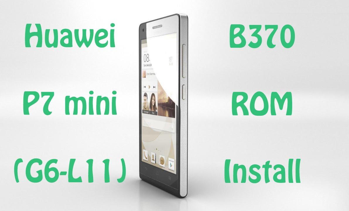 Huawei Ascend P7 Mini Firmware Videos - Waoweo