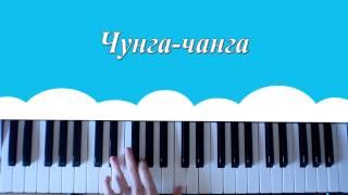 чунга чанга на пианино
