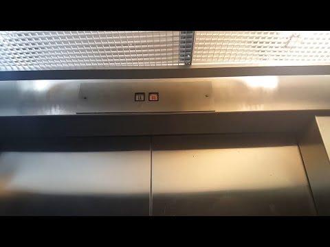 Montgomery Hydraulic Elevator @ West Ridge Mall - Topeka, KS