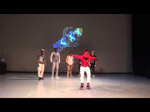 Brazilian Dance Academy's Hip Hop Teacher Victor Kamara