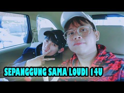 SEHARI BERSAMA KPOP IDOL!!  Feat. LOUDI 14U