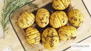 Lemon Rosemary Roasted Potatoes | Easy, Healthy Holiday Dish | Limoneira