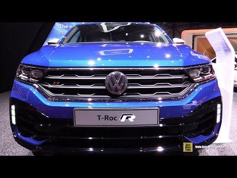 2020 Volkswagen T-Roc R - Exterior and Interior Walkaround - 2019 Geneva Motor Show