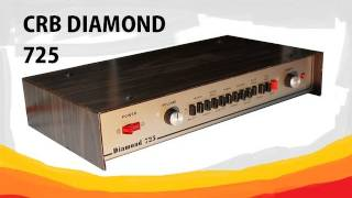 CRB DIAMOND 725 - Vintage Rhythm Box 1973 | HQ DEMO