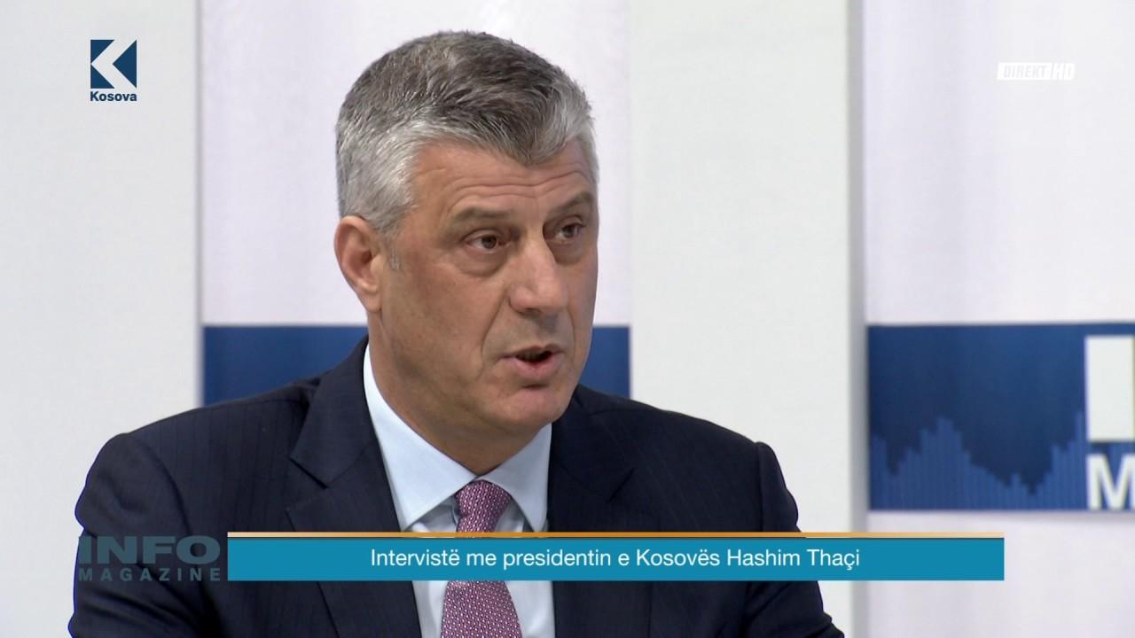 Presidenti prononcohet për trenin - 14.01.2017 - Klan Kosova.