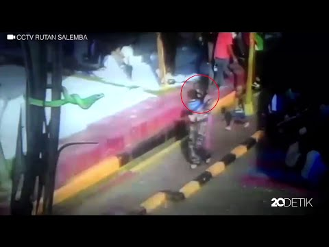 Ini Video CCTV Saat Anwar Kabur dari Rutan Salemba