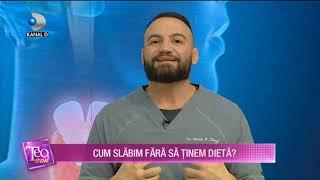 Teo Show (26.11.2019) - Cum slabim fara sa tinem dieta? Foarte simplu!