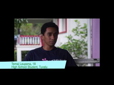 Action Against Climate Change Tuvalu: Water and climate chan