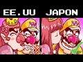 5 DIFERENCIAS DE VIDEOJUEGOS EN OCCIDENTE (DISTINTAS EN JAPÓN)