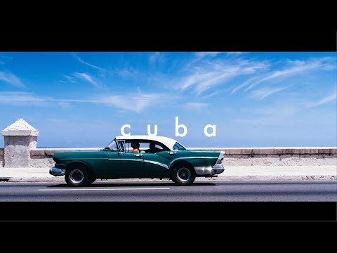 Backpacking Cuba travel video - Canon 70D