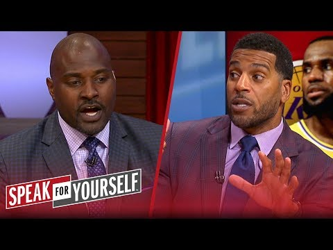 Jim Jackson discusses if LeBron's power will affect Lakers' FA strategy | NBA | SPEAK FOR YOURSELF