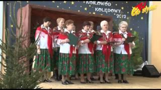 Korowód w Jakubowie - Pochód szopek