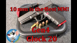 Glock Perfection in 10mm.