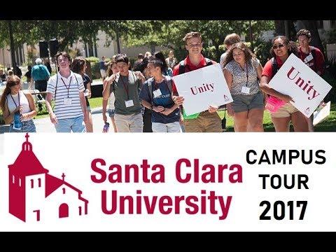 santa clara university admission statistics