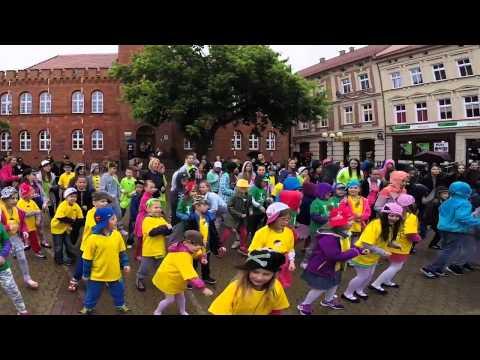 Uczniowie zatańczyli Chocolate choco choco
