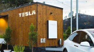 Tesla Tiny House! Live Tesla New Recap And Q&a For Aug 14, 2017