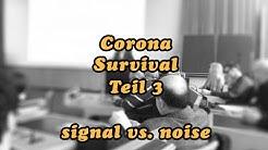 Herr Richert erklärt die Welt - Corona Survival 3