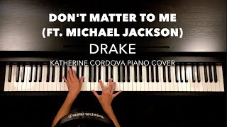 Baixar Drake - Don't Matter To Me (ft. Michael Jackson) (HQ piano cover)