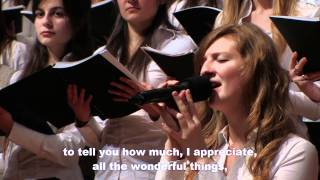 Lord your Holy - Sulamita Youth Choir 'Song of Soul'