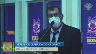 Ceará da Dona Graça   Câmara de Russas   09 02 21