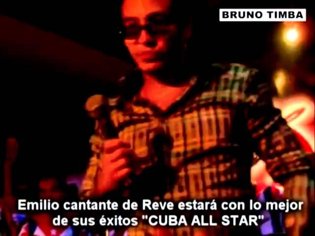 Emilio cantante confirmado! Fest  Cuba All Star este 17 Diciembre 2011 Videos De Viajes