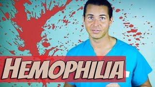Hemophilia A & B | What Clotting Factors Out? | Nurse Stefan