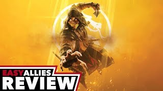 Mortal Kombat 11 - Easy Allies Review (Video Game Video Review)