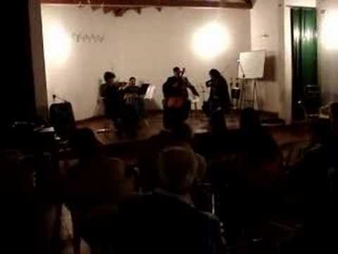 Cuarteto Boheme La Muerte del Angel Astor Piazzolla STRING QUARTET