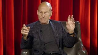 The Hollywood Masters: Patrick Stewart on Star Trek: The Next Generation