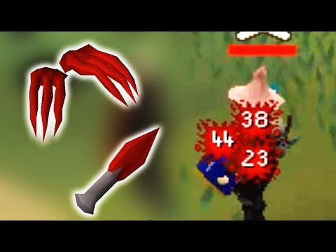 Dragon Knives (ft. Dragon Claws)... Not what you expect. 