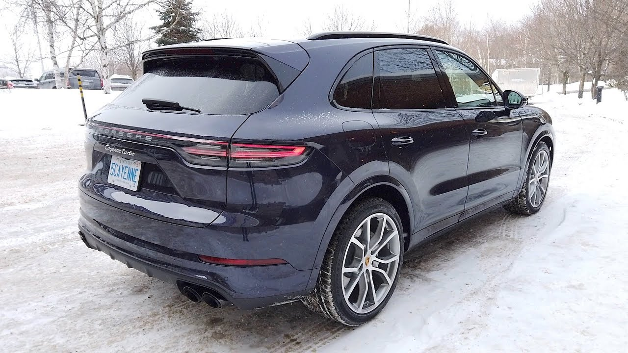 2019 Porsche Cayenne S And Turbo Review Youtube