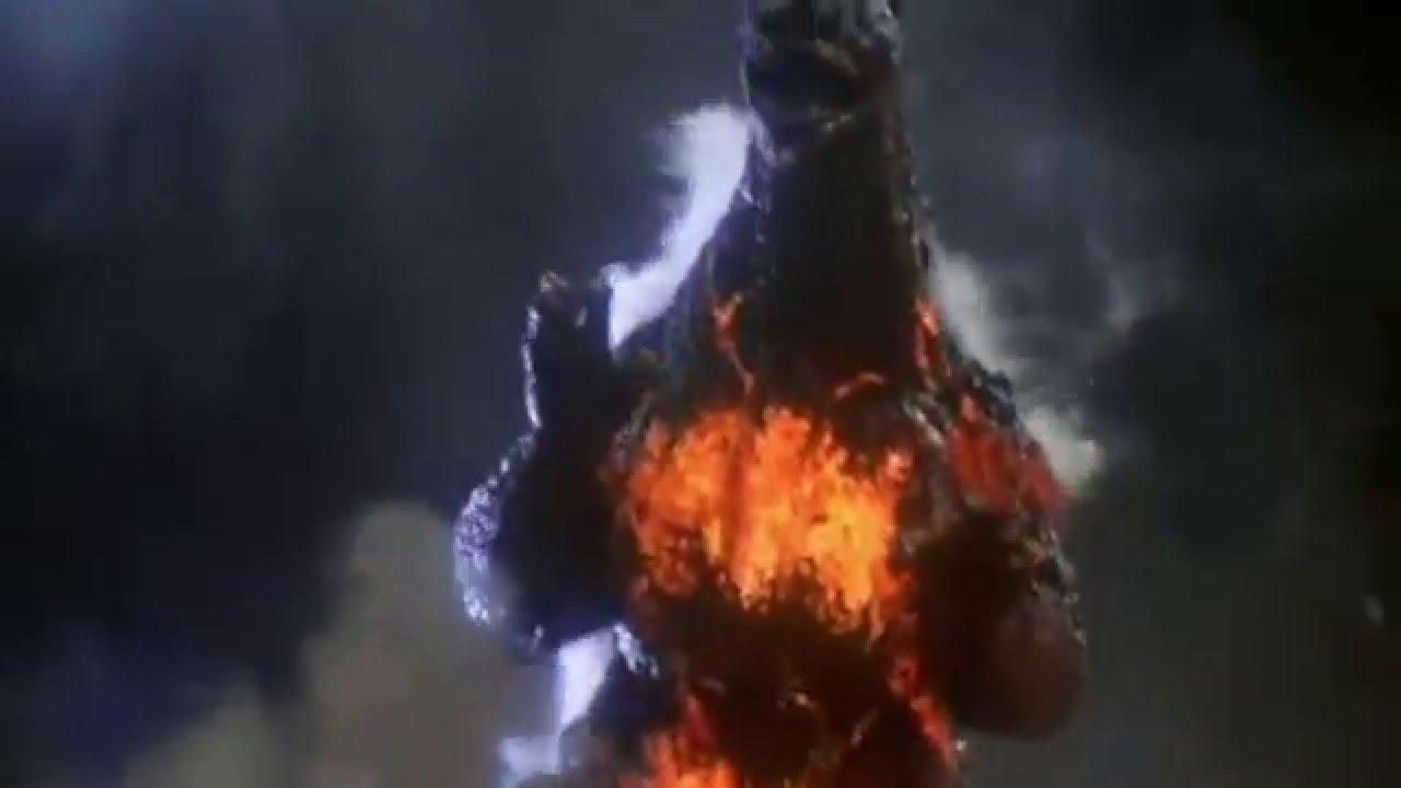 Burning Godzilla - Defeated Music Video - YouTube