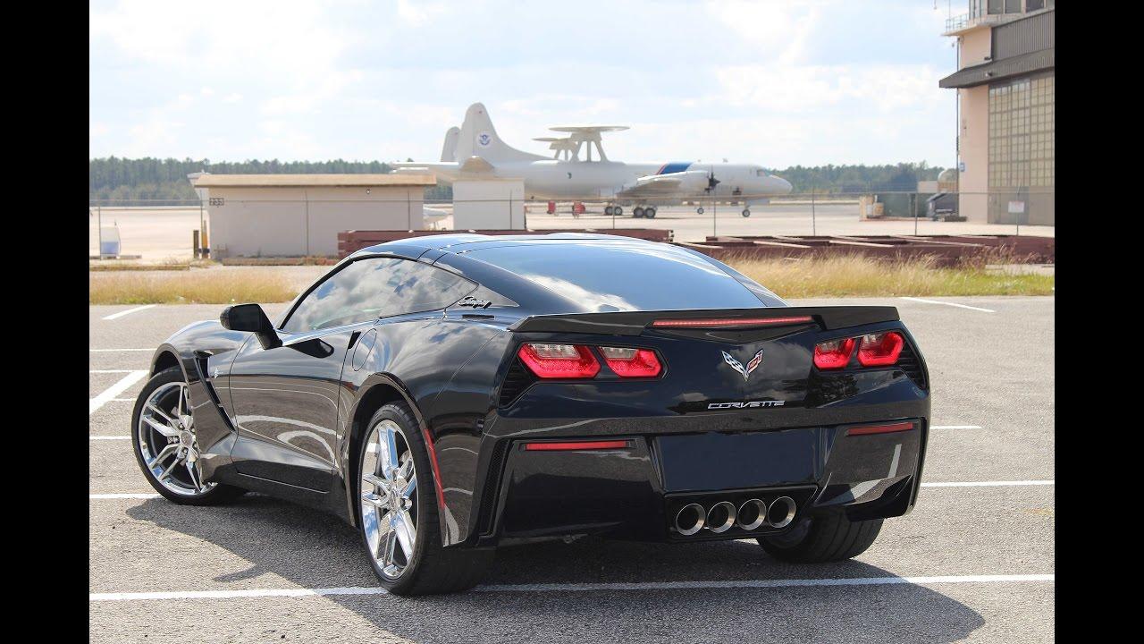 2017 C7 Corvette Vs Pontiac Firebird