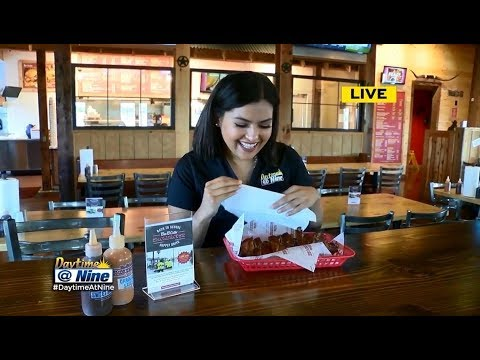 DAYTIME AT NINE: Bar-B-Cutie Smoke House Back to School Fundraiser w/ TV Host Danielle Banda
