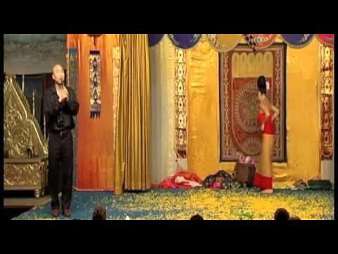 Lanna Dream  a Dance Theater Performance by Waewdao Sirisook