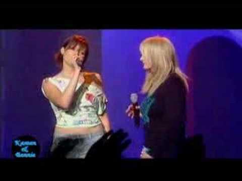 Bonnie Tyler & Kareen Antonn - Si Tout S'Arrete 2004