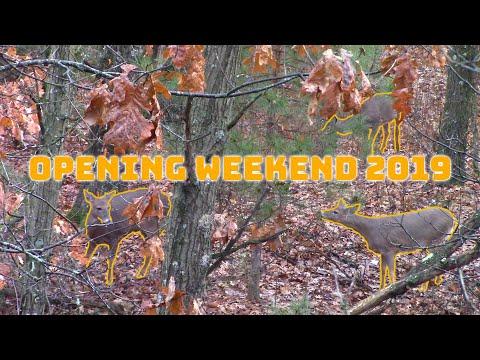 Opening Weekend Wisconsin Public Land 2019