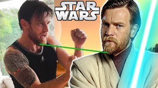 HELLO THERE The last jedi is over...time to focus on what's coming...Solo, Episode 9, and then the Obi-Wan Kenobi film. Could this beard mean anything...or n...